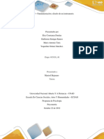 Paso 3 – Fundamentación y Diseño de un Instrumento. Grupo 403016_46