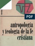 sebastian aguilar, fernando - antropologia y teologia de la fe cristiana(2)