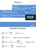 22 - 26 Maxwells Equations and Electromagnetic Waves.pptx