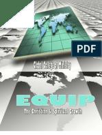 Christian and Spiritual Growth Mini Course 2010