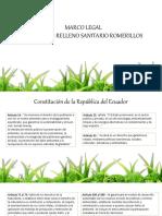 MARCO LEGAL viveros Ecuador