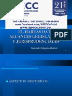HABEAS DATA  DR. DELGADO