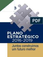 Plano Estratégico do TCE-RJ 2016-2019 (versão cartilha)