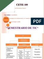 Semestrario de TIC