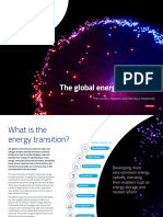 The Global Energy Transition