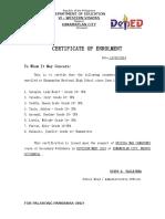 CerificateOfEmployment-DEPED-PErsonnel