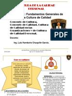 D_5_CHUQUILIN_20180126I Unid. Fundamentos Generales de la Cultura de Calidad (Primera clase)