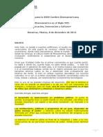 2014-12-08-Discurso-para-la-XXIV-Cumbre-Iberoamericana-en-Veracruz-Mexico