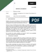 075-18 - MINSA - Prórrogas y postergaciones de las etapas del procedimiento de selección (T.D. 12675083).doc