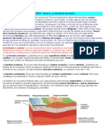 Tema4.La litosfera terrestre