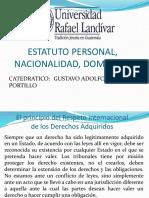 5 - NACIONALIDAD, DOMICILIO.ppt