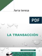 TRANSACCION EXTRAJUDICIAL - Liz y Mary y carlos.pptx