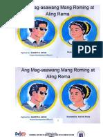 Ang Mag-asawang Mang Roming at Aling Rema