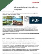 estructura-perfecta-formular-proyecto-investigacion