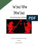 Ya'juj Wa Ma'juj PDF