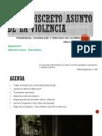 ESE INDISCRETO ASUNTO DE LA VIOLENCIA (1)