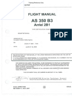 AS-350-B3 Arriel 2B1 Flight Manual