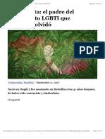 León Zuleta- el padre del movimiento LGBTI que Colombia olvidó | ¡PACIFISTA!