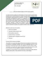 ELABORACIÓN DE RODENTICIDAS NO ANTICOAGULANTES