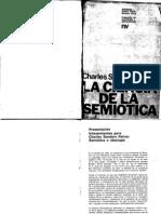 La Ciencia de La Semiotica (1)