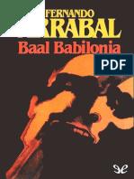 Baal Babilonia