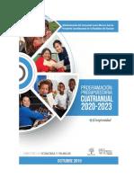 PROGRAMACION-PRESUPUESTARIA-CUATRIANUAL-2020-2023