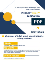 INDUSTRYCreds Certification