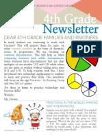 kelsie drown newsletter