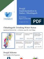Chattisgarh_PHED_Presentation on Swajal Pilot.pptx