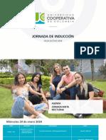 JORNADA DE INDUCCIÓN MIXTA-NOCTURNA 2020 UCC BUCARAMANGA