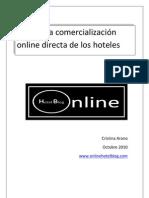 Guía de la comercialización online directa de los hoteles
