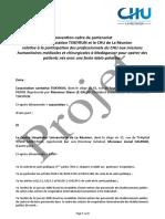 Projet Convent° Cadre Association TSIKYRUN ET CHU.doc