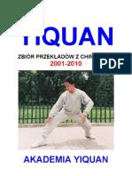 Yiquan - przekłady z chińskiego