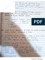 3D modelling software notes
