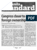 Manila Standard, Feb. 20, 2020, Congress closer to easing foreign ownership limits.pdf