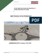 Method statement rev.1