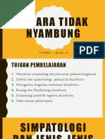 Bicara Tidak Nyambung - Skenario 1 Blok 19.pptx