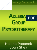 Adlerian-group-psychotherapy