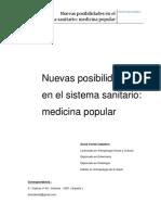 Nuevas oportunidades en el sistema sanitario