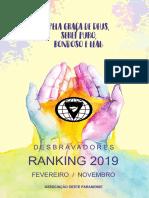 RANKING DBV 2019