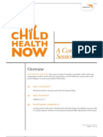 Child Health Now  - Congregational Session