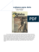 Sabrina 0138 - Uma Cabana Para Dois - Lilian Peake