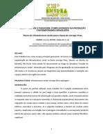 2016 XIII ENEPEA Plano de infraestrutura verde para a bacia do córrego Pires