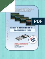 PROGRAMACION HP PRIME_CLASE N°09