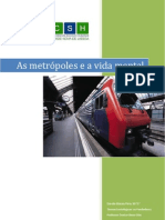 As metrópoles e a vida mental_Simmel