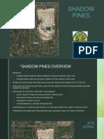 BME Shadow Pines Conceptual Master Plan Presentation