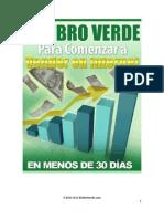 El Libro Verde, Descarga el Libro Verde Para Ganar Dinero en Internet