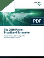 2010 Broadband Barometer Australia