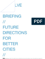 Wevolve_Future Directions for Better Cities