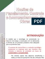 Noções de Planejamento, Controle e Acompanhamento de Obras